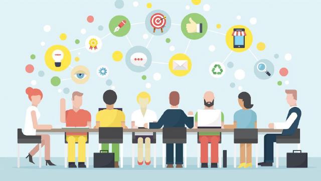 [コミュニケーション]会議の目的や性質に応じた種類を意識しよう。